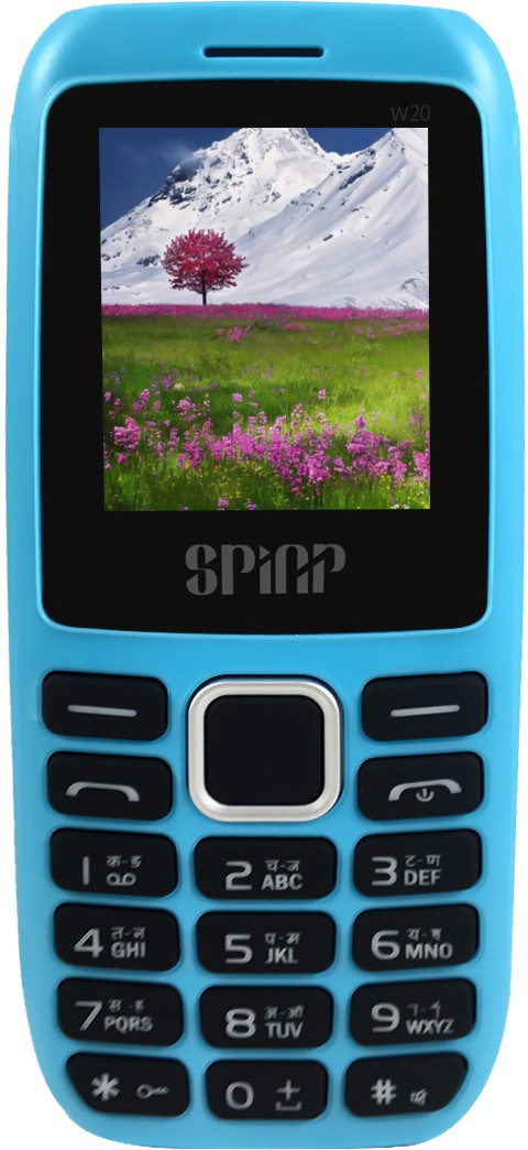 SPINP W20(Blue)