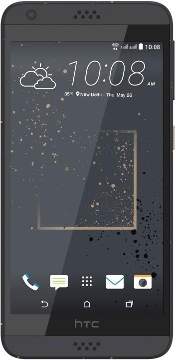 HTC Desire 630 (Golden Graphite, 16 GB)(2 GB RAM)