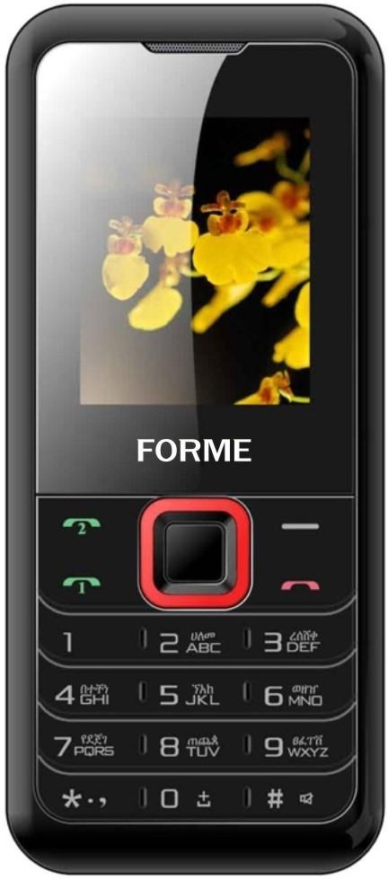 Forme Fantasy F10(Red)