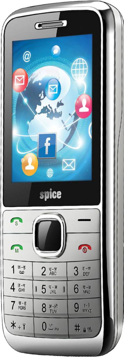 Spice M-5364n(Silver)