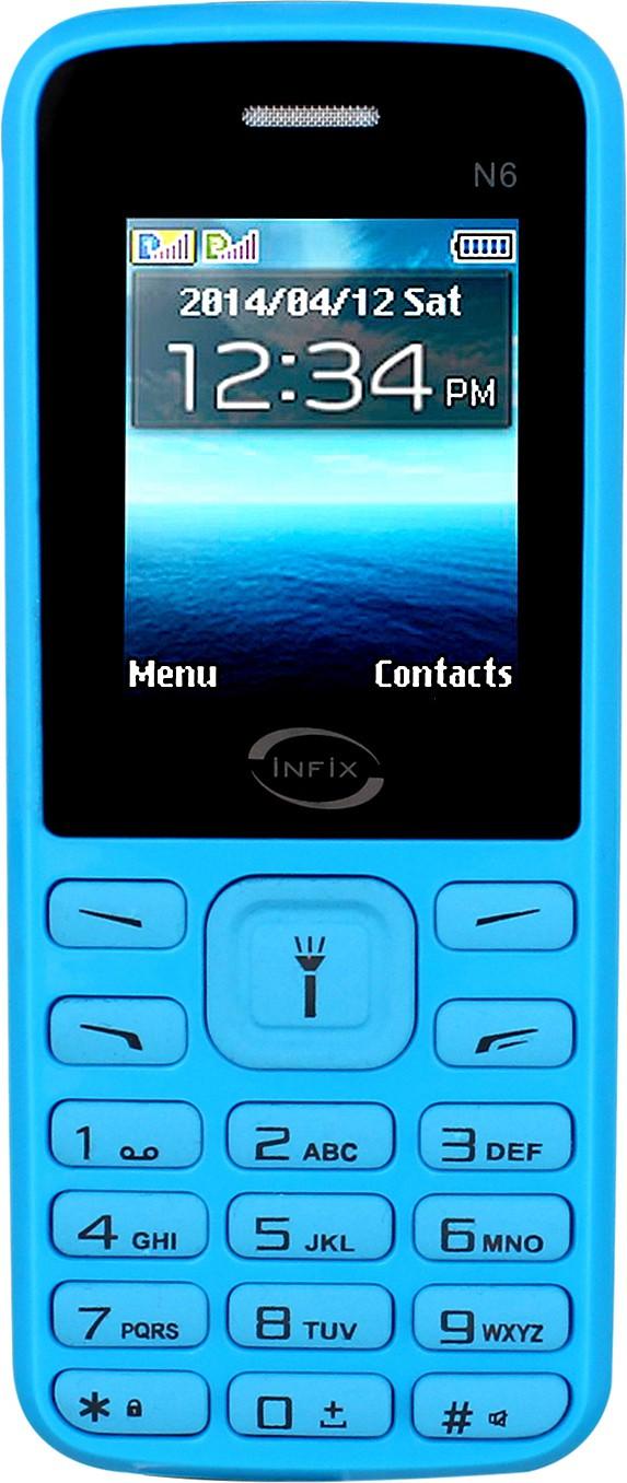 Infix IFX N6 Flash(Blue)