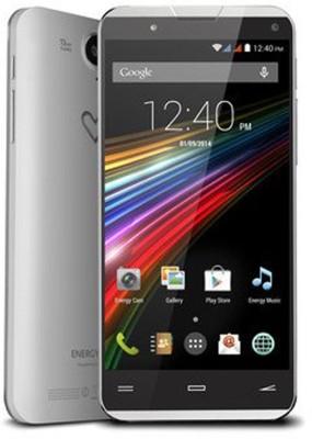 Energy Sistem Pro Qi Android 4.4 1.7 Octa Core 16GB 5.0 Full HD Smartphone (White, 16 GB)