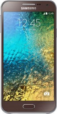SAMSUNG Galaxy E5 (Brown, 16 GB)