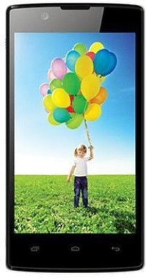 Intex Cloud Candy (Black, 512 MB)