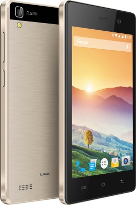 Lava Flair S1 (Champagne, 8 GB)