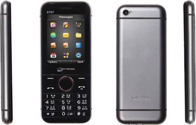 Micromax X707 (Grey, 64 MB)