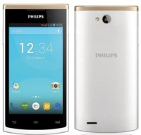 Philips S 308 WHITE (WHITE & GOLD 4 GB)