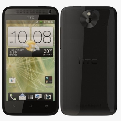 HTC Desire 501 (Black, 8 GB)