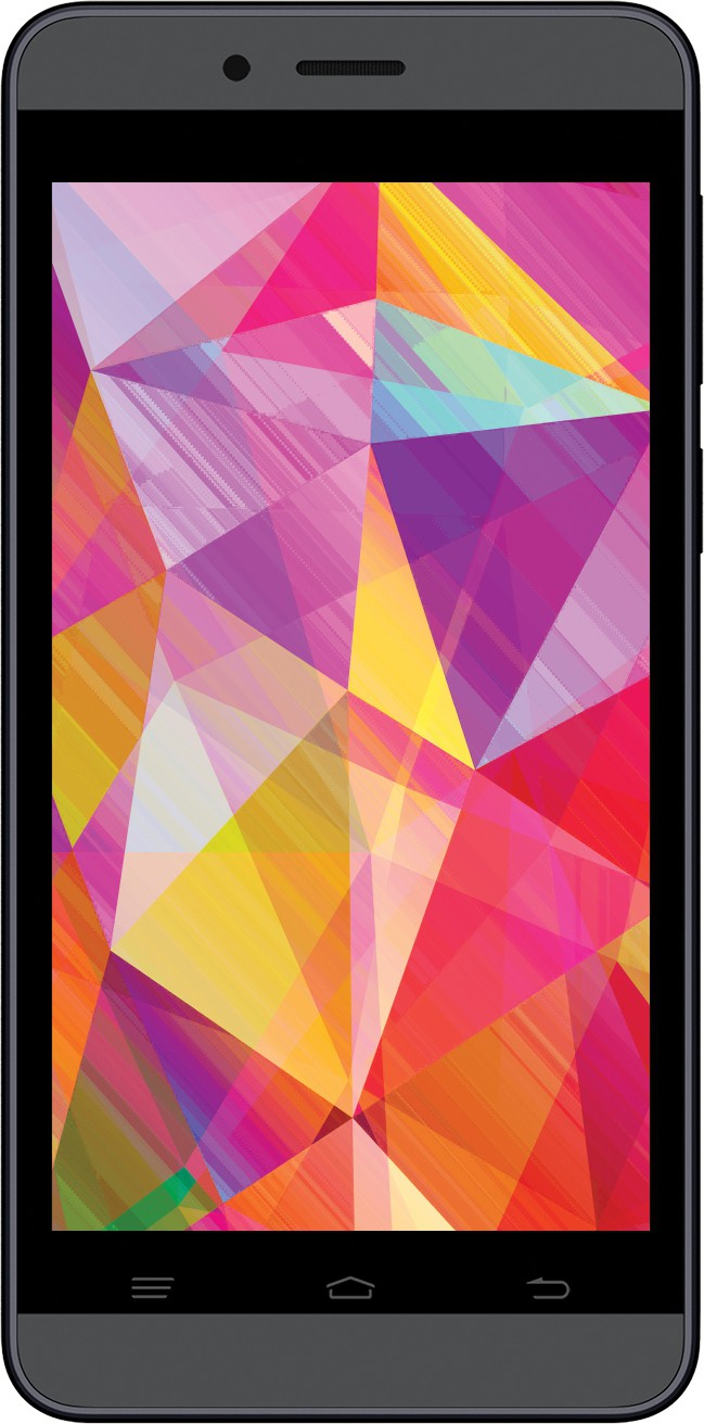 Intex Aqua Q7 N (Grey, 8 GB)(512 MB RAM)