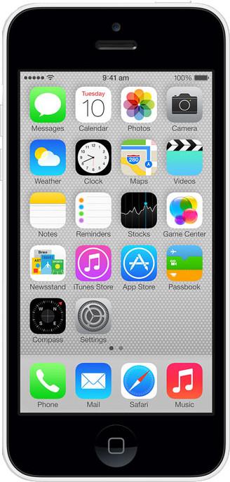 Apple iPhone 5C (1GB RAM, 32GB)