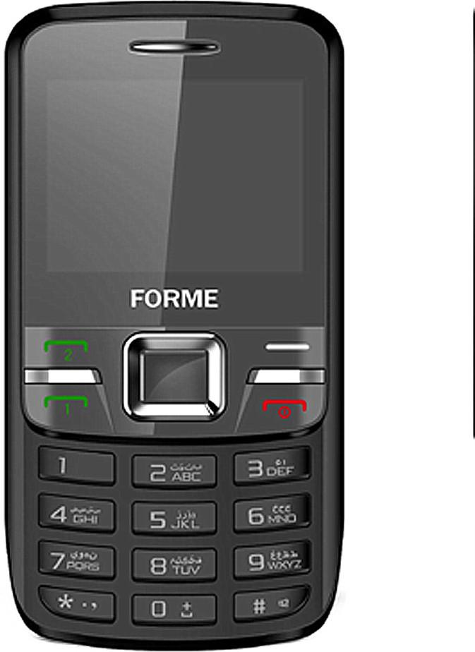 Forme Forme Q600(Black)