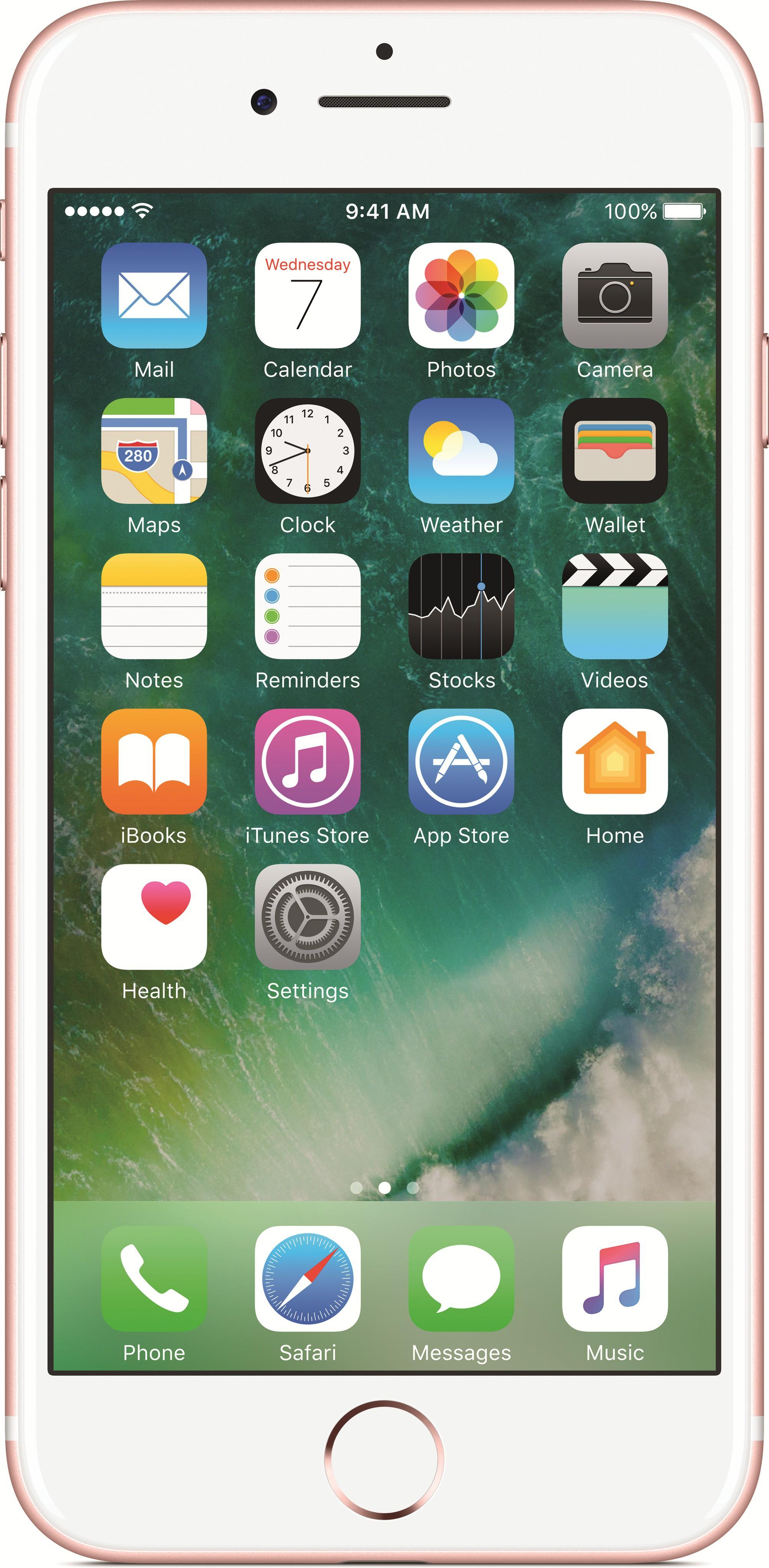Apple iPhone 7 (2GB RAM, 256GB)