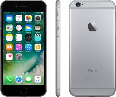 Apple iPhone 6 (Space Grey, 16...