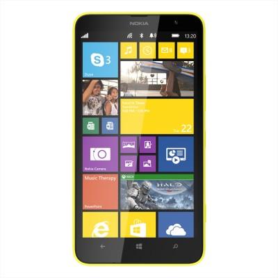 Nokia Lumia 1320 (Yellow) (Yellow, )