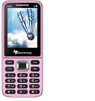 Microkey B360(Pink)