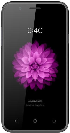 Hitech Amaze S2 (Grey, 4 GB)(512 MB RAM)