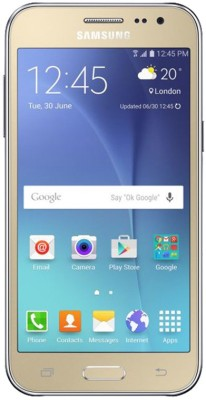 SAMSUNG Galaxy J2 (Gold, 8 GB) Gold