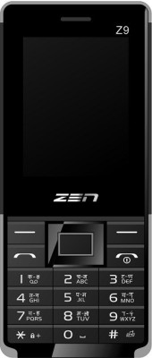 Zen Z9 Bijli(Black & Grey)