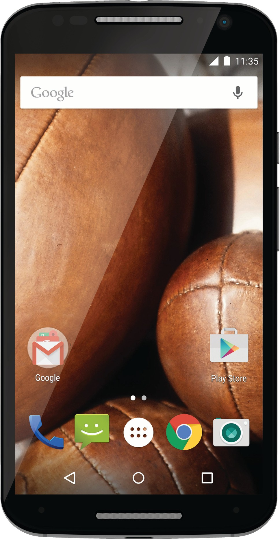 Moto X (2nd Generation) (Cognac Leather, 32 GB)(2 GB RAM)