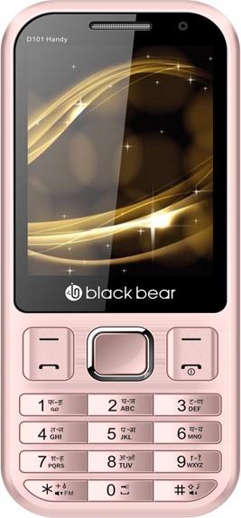 BlackBear D101 Handy(Pink)