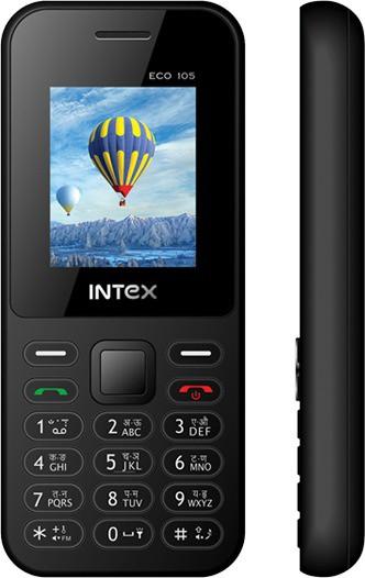 Intex Eco 105(Black)