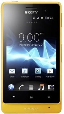 Sony Xperia Go (512MB RAM, 8GB)