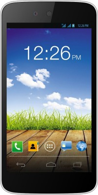 Micromax Android One (White, 4 GB)(1 GB RAM) at flipkart