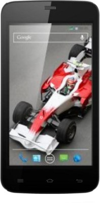 XOLO A500S Lite  Black, 4  GB  512 MB RAM  available at Flipkart for Rs.5999
