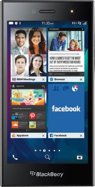 Blackberry Leap (2GB RAM, 16GB)