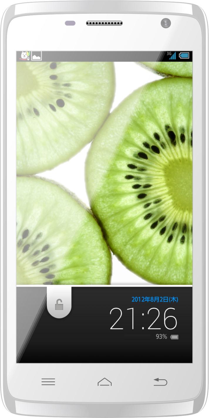 Karbonn Smart A27Plus (White, 4 GB)(512 MB RAM)