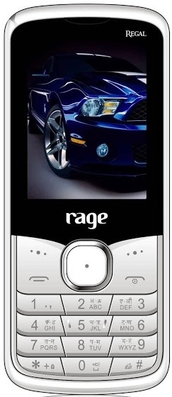 RAGE Regal(White)