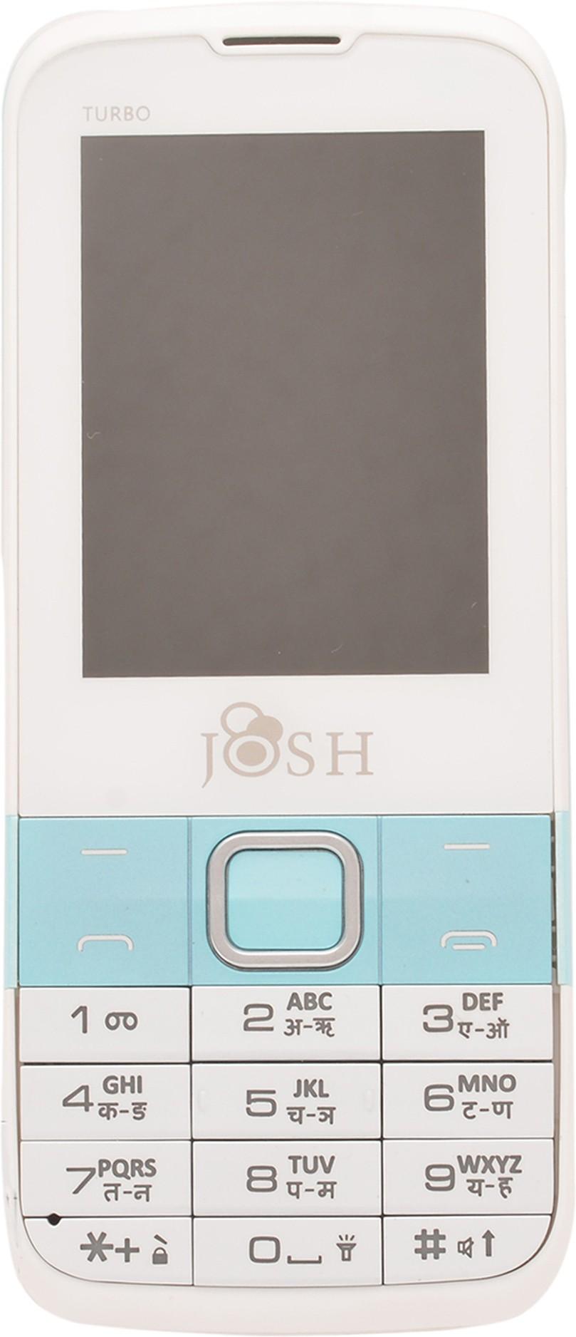 Josh Turbo(Whit & Blue)