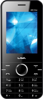 Lava ARC One (Black, )