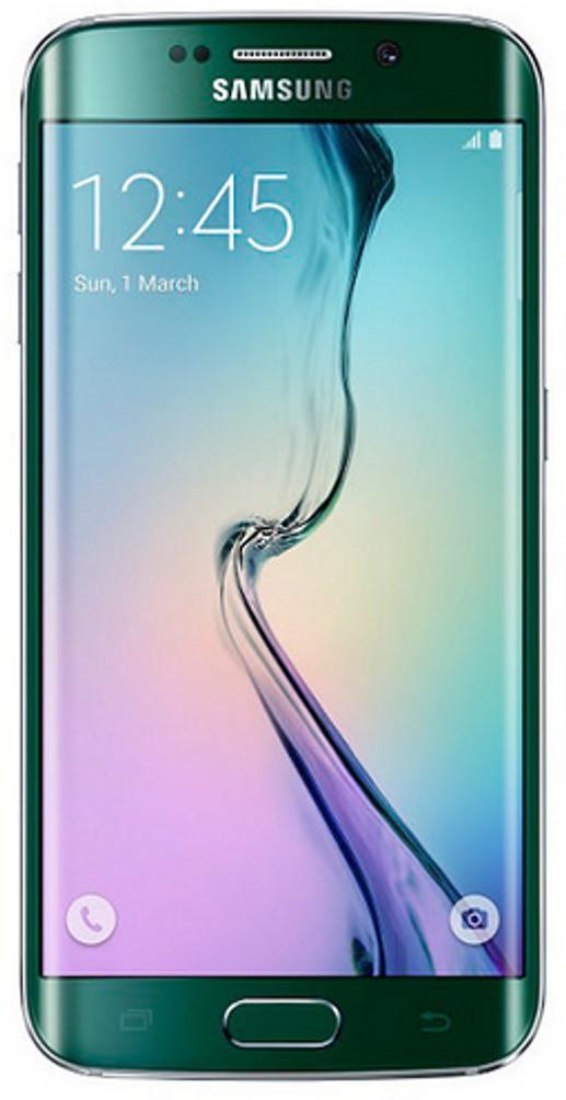 SAMSUNG S6 Edge (Emarald Green, 32 GB)(3 GB RAM)