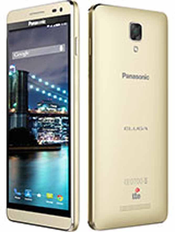 Panasonic Eluga I2 (1GB RAM, 8GB)