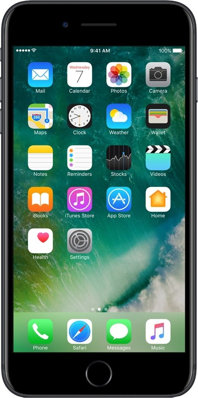 View Apple iPhone 7 Plus (Black, 32 GB) Mobile Price Online(Apple)