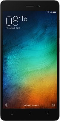 Redmi 3S (Dark Grey, 16 GB)(2 GB RAM)