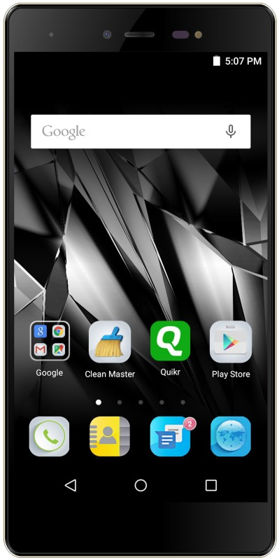Micromax Canvas 5 (Tan Brown, 16 GB)(3 GB RAM)
