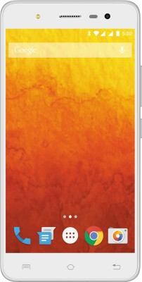 Lava Iris X1 Selfie (Icy White, 8 GB)(1 GB RAM)