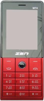 Zen M74 (Red/Black, 500 KB)
