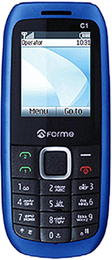 Forme Cute C1(Blue)
