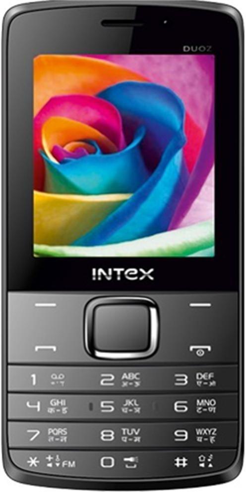 Intex Bar Slimzz 401(Black)