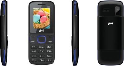 Jivi JIVI X66 (BLACK/BLUE, 128 KB)