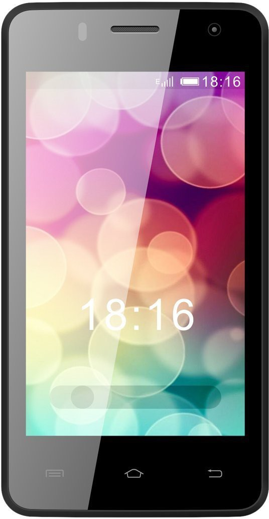 Intex Aqua Y2 IPS (Black, 4 GB)(512 MB RAM)