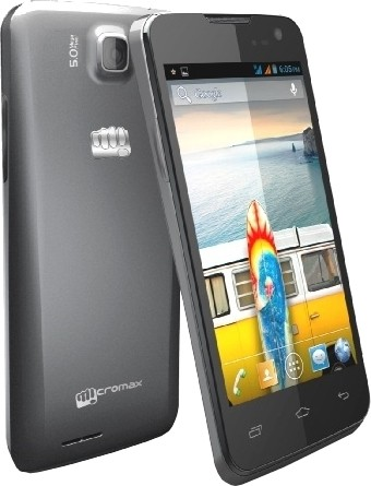 Micromax MAd A94 (Grey, 4 GB)(512 MB RAM) image