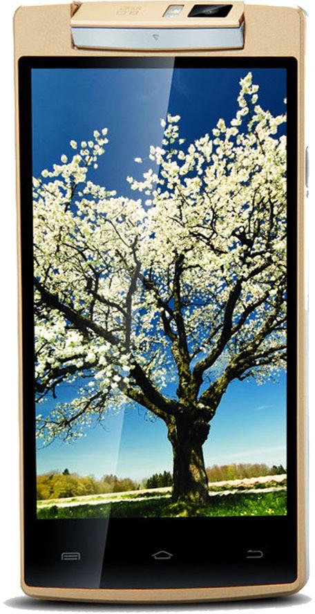 iBall Avonte5 (Gold, 8 GB)(1 GB RAM)