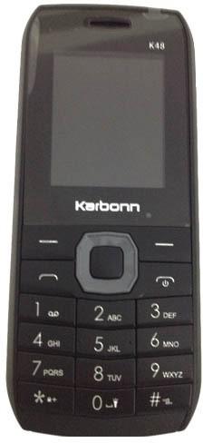 Karbonn K48(Black, Grey)