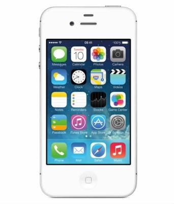 Apple iphone 4s (White, 16 GB)