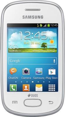 SAMSUNG Galaxy Star (Ceramic White, 4 GB)