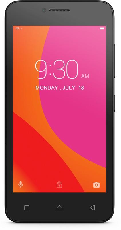 View Lenovo B (Black, 8 GB)(1 GB RAM) Mobile Price Online(Lenovo)